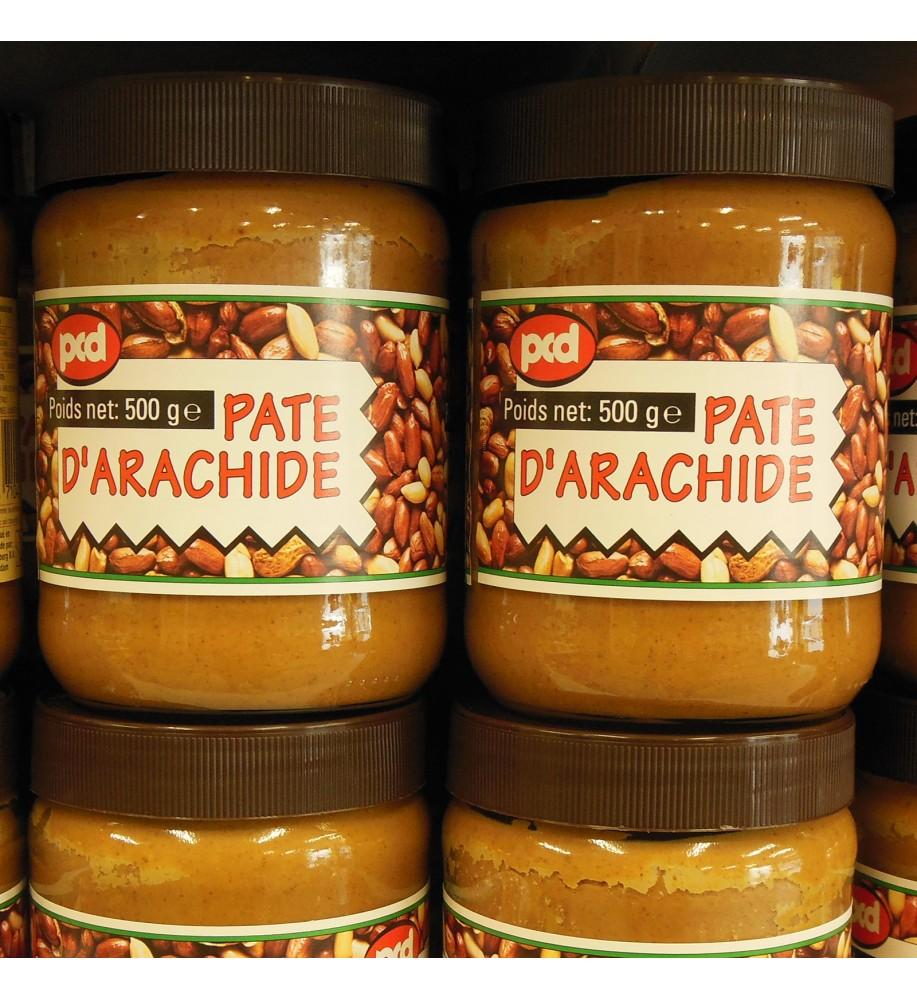 achat pâte d'arachide livrée chez vous - magasin-africain.fr