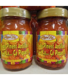 Pâte de piment antillais