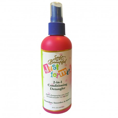 Just for Me - Soft and Beautiful - 2 in 1 conditioning Detangler