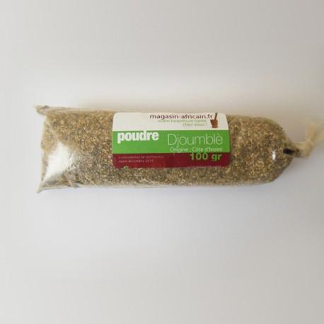 Gombo en poudre - Djoumblé