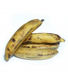 Banane plantain mure
