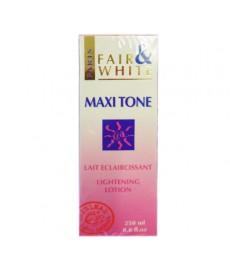 Fair & White maxitone éclaircisant
