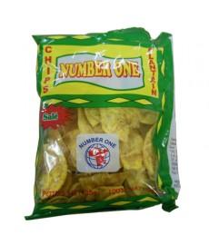 Chips salés