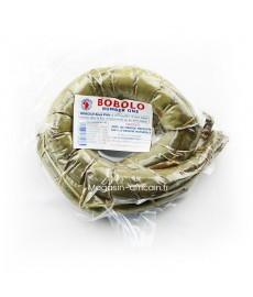 Bobolo de manioc
