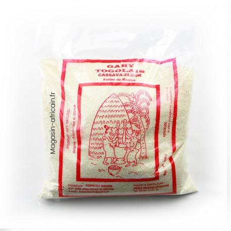 Gari Togolais - Farine de Manioc