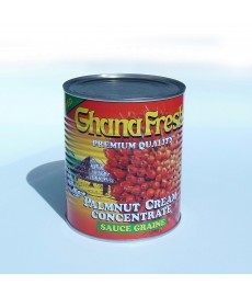 Pâte de graine Ghana Fresh - 400 gr.