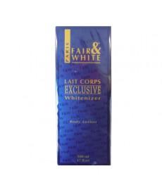 Fair & White lait corps